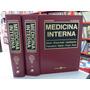 Livro Medicina Interna Harrison 2 Volumes Frete Grátis