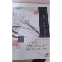 Livro Cardio Concurso 2013 - Questões Complementares Novo!
