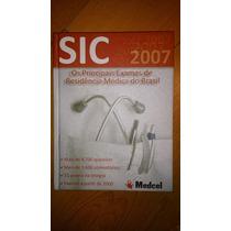 Sic Principais Exames De Residência Médica 2007 Medcel