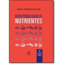 biodisponibilidade de nutrientes cozzolino pdf