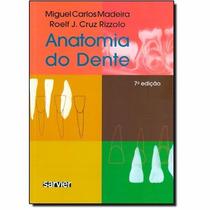 Livro - Anatomia Do Dente - Madeira Novo Lacrado