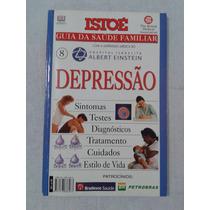 Guia Da Saúde Familiar - Isto É - Depressão - Nº 8