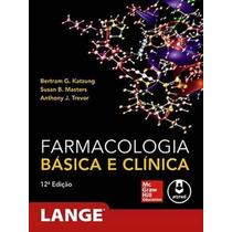 Ebook Pdf Farmacologia Básica E Clínica 12 Ed 2013