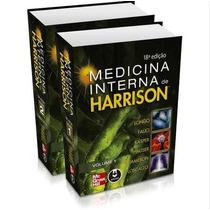 Ebook Medicina Interna De Harrison - 18ª Edição (2 Volumes)