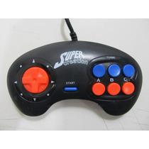 Controle Mega Drive 6 Botões - Super Creation