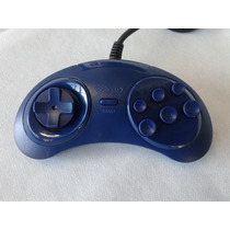 Controle Master System 132 Jogos Tectoy 6 Botões Original