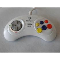Controle Mega Drive Guitar Idol Tectoy 6 Botões Original