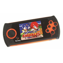 Md Play Mega Drive Portatil Tectoy Original C/ 20 Jogos