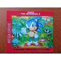 Labels - Etiquetas Para Mega Drive Tec Toy - Sonic 3