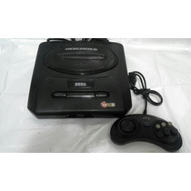 Console Mega Drive 3 - 30 Jogos Na Memória