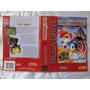 Encarte Sonic Spinball- Original Tectoy Complete Sua Coleção