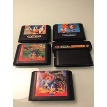 Set Sonic The Hedgehog - Mega Drive / Genesis
