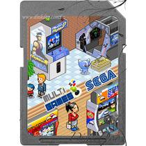 Sd Card + De 900games Mega Drive Portatil E Md Play Editados