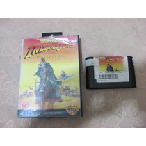 Indiana Jones Mega Drive Genesis Original