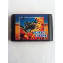 Cartucho Do Mega Drive Desert Strike
