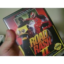 Road Rash 2 Completo Impecavel Mega Drive Aproveitem