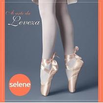 Meia Calça Infantil Fio 40, Meia Calça Ballet / Jazz, Tam M