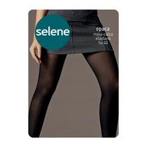 Meia-calça Selene 9650-001 P/eg Fio 40