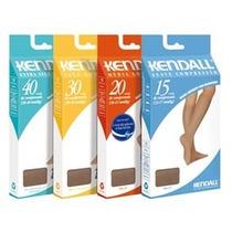 Meia Calça Kendall - Suave Compressão Silky P - Cor: Mel