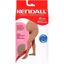 Meia-calça Gestante Média Compressão (mel) Tam M- Kendall