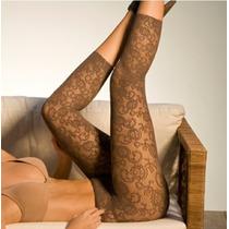 Meia Legging Rendada Trifil Linda Frete Grátis