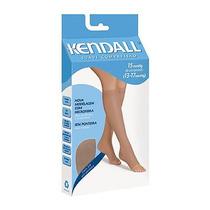 Meia Kendall 3/4 Suave Compressão Sem Ponteira 15mmhg P/gg