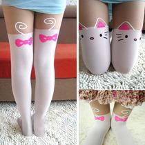 Meia Calça Tato Gato Cat_visual Kei J.rock Lolita Cosplay
