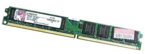 Memória Kingston Ddr2 2gb 800mhz Cl6 Pc2-6400 Kvr800d2n6/2g