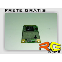 Placa Wireless Netbook Positivo Mobo #052
