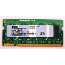 Memória P/ Notebook Ddr2 Pc2-4200 256mb Semi-nova