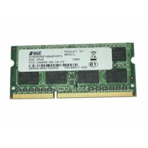 Memoria Ddr3 2g Pc3-10600s Smart Para Notebook E Netbook
