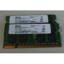4gb (2x2gb) Memória Ddr2 Notebook Smart 800 Mhz Pc6400s
