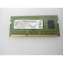 Memória Smart Notebook 2gb Ddr3 1333mhz Pc3-10600s
