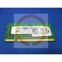 Ag19.04 Memória 1gb Ddr2 Pc2-6400 Notebok Dell Latitude D510