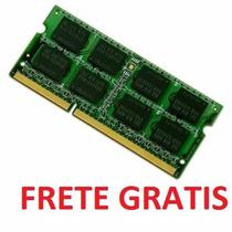Memoria P/ Notebook 4gb Ddr3 1066 / 1333 / 1666 Frete Gratis