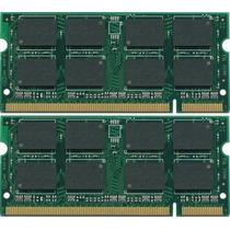 Memoria 4gb 2x 2gb Compaq Pavilion Hdx16t Ddr2-800 Pc2-6400