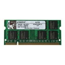 Memória 2 Gb Ddr3 1333mhz Kingston P/ Notebooks - 2gb