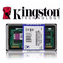 Memoria Notebook 2gb Ddr2 667 Mhz Pc-5300 Kingston Original