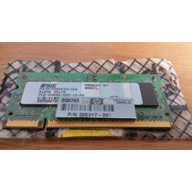 Memória Ram Para Notebooks Smart 512mb Ddr2 Pc2-5300s