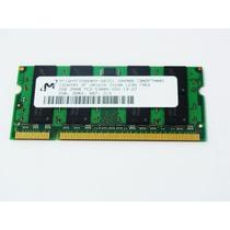 Memoria Notebook Netbook 2gb Ddr2 667 Mhz