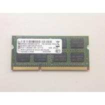 Memória 4gb Ddr3 1333mhz Smart Notebook Pc3-10600s 2rx8