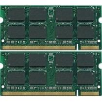 Memoria 4gb Notebook Acer Aspire 4220 2920 4310 4320 2x 2gb