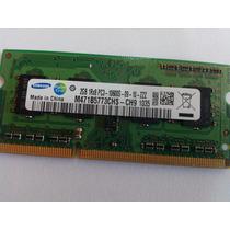 Memória Original Samsung Vários Notebooks 2gb Pc3-10600s