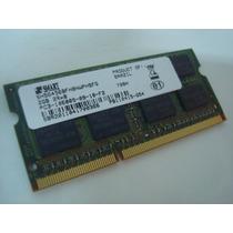 Memória Smart Ddr3 2gb Para Notebook E Netbook Frete Grátis
