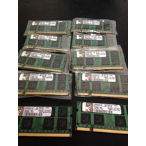 Memoria Notebook Ddr2 667mhz 1gb Kingston Ky-9530-qab