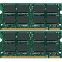 Memoria 4gb 2x 2gb Apple Macbook Pro 17 + Hd 500 Gb Novo