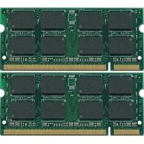 Memoria 4gb Notebook Compaq Presario C770 C770br - 2x 2gb
