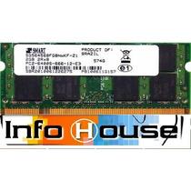 Memoria Not E Netbook 2gb Ddr2 800 Mhz Pc2-6400 Smart C=4020
