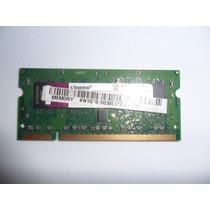 Memória P/ Netbook Acer Aspire One Aod255 / Ddr2 / 1gb