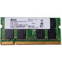 Memoria 2gb Ddr2 Notebook Pc2-6400s Smart Lacrada Dell / Hp